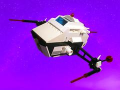 Futuron SX-319 (Crimso Giger) Tags: lego moc futuron space ship