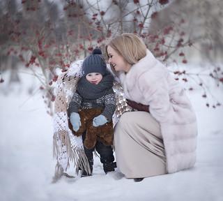 Mothers tender...
