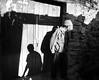 Late Sun (tritranla) Tags: shadow man monochrome travel street ollantaytambo peru blackandwhite candid