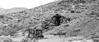 Funeral Mountains Picnic Table (joeqc) Tags: deathvalleynationalpark dvnp deathvalley desert ca california black bw blancoynegro blackandwhite white monochrome mono inyo mine mining funeral mountains picnic