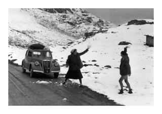 Passo del Gran San Bernardo - settembre 1952 (50/12)