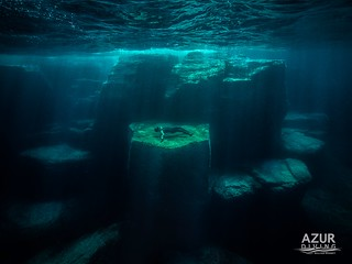 Underwater Altar