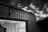 Skeppsholmen (IR) (F. Neil S.) Tags: stockholm sweden clouds dramaticsky midwinter snow blackandwhite blancetnoir monochrome fullspectrumconversion hoya r72 filter sony nex6 emount masts sailingvessels