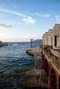 Stabilimento Florio at Favignana island (ganagafoto) Tags: ganagafoto europe europa italy italia sicily sicilia favignana tonnare florio tonno tunafish sea industrialarchaeology mediterranean mediterraneo travel viaggi
