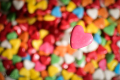 2. Heart Shaped (Christina Draper) Tags: heartshaped smileonsaturday heart sweets colourful dof shaped