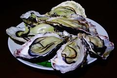 DSC00024 (muzina_shanghai) Tags: 牡蠣 蒸し牡蠣 oyster