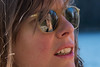 What is on a woman's mind (Phototravelography) Tags: sestocalende dreams face girl glasses hair lady lips man mindgames mindreading mouth reflection shades sun thinking thoughts walk weather woman portrait