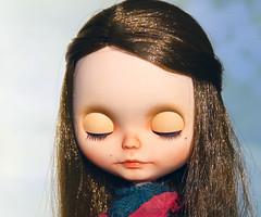Sasha. Tea for Two Encore (Tata Stepanova) Tags: dolls blythe neoblythe custom autor