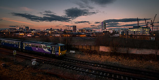 Pacer Sunset