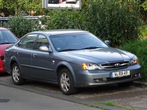2000's Daewoo Evanda