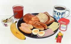 Breakfast 52/2018 (Charles Dawson) Tags: food breakfast