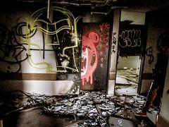 IMG_5459 (tiulekler) Tags: urban urbanexploration urbex exploration abandoned hospitalabandoned hospital street