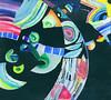 2011_slika_plexi_vmes_Peter_Ciuha (peter.ciuha) Tags: paintings acrylic glass plexi canvas peter ciuha hanji paper kozo tak illuminated