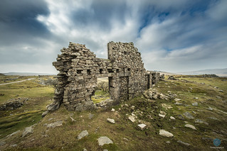 Ruins at Foggintor Quarry - Dartmoor