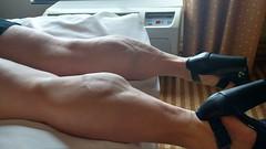 DSC_001 (ARDENT PHOTOGRAPHER) Tags: muscular calves flexing muscle legs muscularwoman