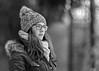 J. (fylepphoto) Tags: carl zeiss jena sonnar180 analog film filmisnotdead mamiya mamiya645 1000s kodak tmax400 lc29 v800 fülöppéter körmend vasmegye fylepphoto woman forest redhead freckled