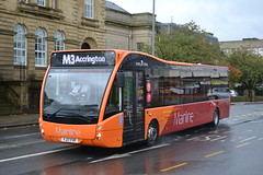 Transdev Burnley Bus Company 269 YJ17FVP (Will Swain) Tags: burnley 7th october 2017 bus buses transport travel uk britain vehicle vehicles county country england english lancashire lancs north west transdev company 269 yj17fvp