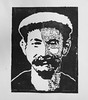 """""""Les revenants"""" Portrait ouvrier indus project (APGalerie) Tags: collègegeorgesanddhuriel industrie industriel gravure affiche usine ouvriers montluçon métallurgie mine"""