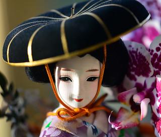 Memoirs of a Geisha~ Macro Mondays