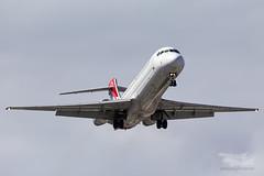 VH-NXJ QLK B717 16R YSSY-2305 (A u s s i e P o m m) Tags: qantas qf qantaslink qlk qjet boeing b717 syd yssy sydneyairport
