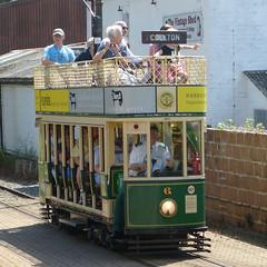 Seaton Tramway P1340710mods (Andrew Wright2009) Tags: dorset england uk scenic britain holiday vacation seaton devon tramway tourist tramcar