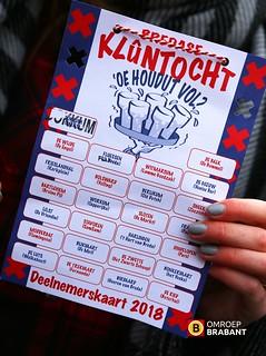 Bredase Klûntocht - 2018