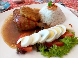 Hawaiian Chicken Rice