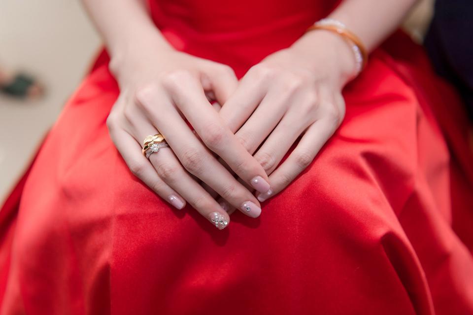 婚攝 高雄林皇宮 婚宴 時尚氣質新娘現身 S & R 028