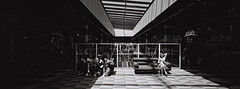 The Arm (@fotodudenz) Tags: hasselblad xpan film rangefinder 30mm super ultra wide angle panorama panoramic kodak bw400cn melbourne victoria australia 2018 central