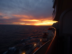 Fort Lauderdale Sunset (vbvacruiser) Tags: cruise vacation caribbean royalprincess princesscruises sunset porteverglades fortlauderdale florida