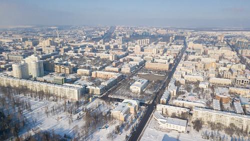 Соборная площадь   Белгород ©  Petr Magera