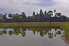 Angkor Wat (D70) Tags: angkor wat temple complex cambodia siemreap siemreapprovince nikon d750 2803000 mm f3556 ƒ80 360mm 1250 100 reflection lake vishnu combines two basic plans khmer architecture templemountain later galleried designed represent mount meru home devas hindu mythology within moat outer wall 36 kilometres 22 mi long three rectangular galleries raised above next centre stands quincunx towers angkorwat