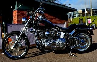 Harley Davidson Chester Jan 28Th 2018