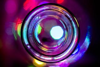 Disco in a bottle