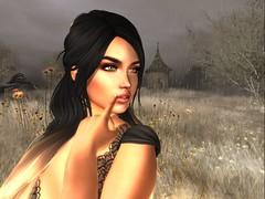 Mystical fae forest (BellaCrowford) Tags: secondlife sl virtuallife virtualworld exploring mystical forest portrait lumipro luanesposes luanepose