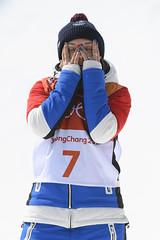 Ski acrobatique - Halfpipe femmes (France Olympique) Tags: 2018 acrobatique coree final finale freestyle games halfpipe jeux jeuxolympiques jo korea olympic olympicgames olympics olympiques pyeongchang silvermedal ski skiing south sport sud winter women coréedusud
