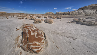 Bisti Wilderness Egg Factory