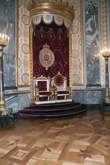 Christiansborg Palace Copenhagen Throne Room (Barbara Brundage) Tags: christiansborg palace throne room copenhagen denmark