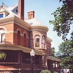 Kokomo Indiana - Seiberling Mansion - Architecture - Queen Anne thumbnail