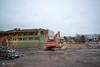 16/01/18 (Dave.Kirwin) Tags: flemingpark sportscentre eastleigh eastleighboroughcouncil placesleisure demolition demolished