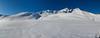 Track in Snow (benno.dierauer) Tags: schnee snow sky himmel pano panorama landscape landschaft schweiz schwarzwaldalp switzerland kantonbern berneroberland spuren canon70d weiss white blau blue berge mountains