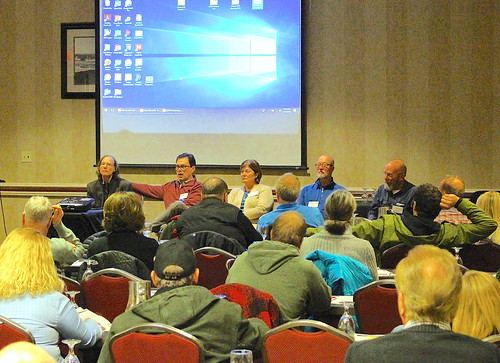 Winegrapes growers panel