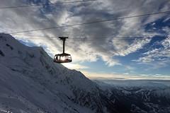Telepherique de l'Aiguille du midi (OliveTruxi (1 Million views Thks!)) Tags: aiguille chamonix midi montblanc montagne neige ski snow france