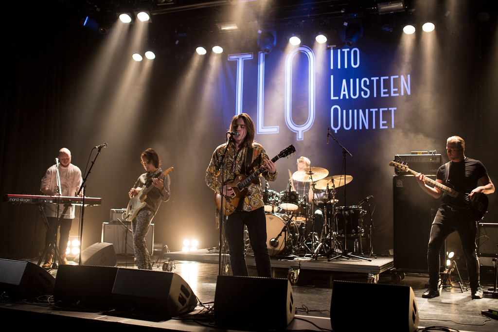 Картинки по запросу Tito Lausteen Quintet (Норвегия)