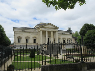 Palais de Justice, Boulevard Léon Gambetta, Cahors, France