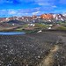 Iceland ~ Landmannalaugar Route ~  Ultramarathon is held on the route each July