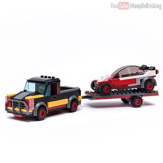 60183 Pickup & Buggy