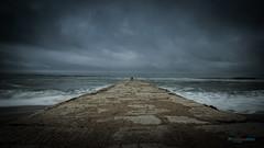 Borrasca (Luis Sousa Lobo) Tags: img9826 figueira foz praia beach storm tempestade canon 70d 1018 lee portugal