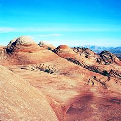 eye candy (inwildness) Tags: hasselblad 500c 500cm kodak ektar film analog utah 120 medium format landscape desert sandstone