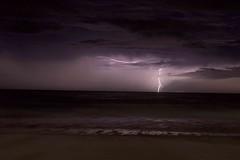 cable beach bult (Ejk62) Tags: lightning natural landscape australia westernaustralia kimberley cablebeach storm